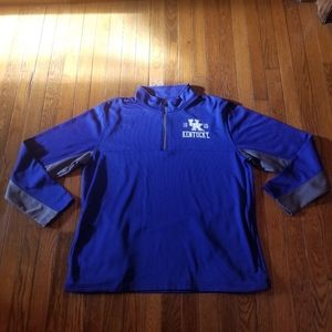 Pro Edge University of Kentucky 1/4 Zip Pullover